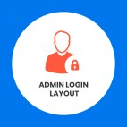 Admin Login Layout