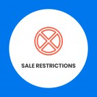 Sale Restrictions